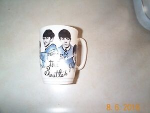 Beatles Mug from 1960's