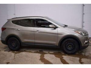 2017 Hyundai Santa Fe Sport SE AWD - NAV * LEATHER * HTD SEATS
