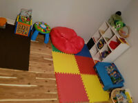 North end Infant-and up childcare