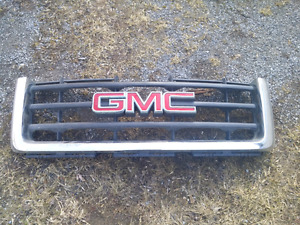 Grill from 09 gmc sierra