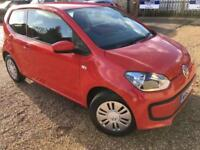 2015 '65' Volkswagen Move Up 1.0. Petrol. Manual. VW 3 Door SuperMini. Px Swap