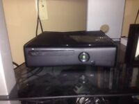 Xbox 360 slim + games for sale or trade!!!