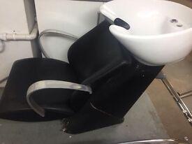 2 Hair dresser chairs