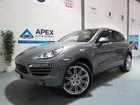 2011/61 Porsche Cayenne 3.0TD Tiptronic S + Huge Spec + Panoramic Roof + Bose +
