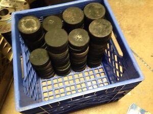 Hockey Pucks for sale