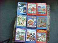 FOR SALE  INTELLIVISION GAMESIN BOXES  35 TO 40,IN ALL