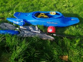 Kayak liquidlogic