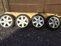 "17"" Genuine Audi TT Mk1 Alloy Wheels"