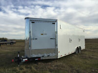 Brand New 2015 24' Royal Cargo Snowmobile trailer for Sale!