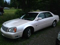 2000 Cadillac DeVille Other