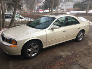 **Price Lowered** Fantastic Car!! 2002 Lincoln LS fully loaded