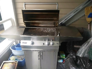 BBQ Fire magic Stainless Steel propane