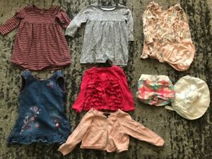 18-24 months girl clothing