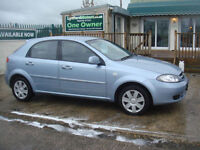 Chevrolet Lacetti 1.4 SE GUARANTEED CAR FINANCE