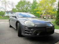 USED - 2004 Mitsubishi Eclipse GS Coupe