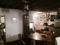 Hackney Wick warehouse - double room