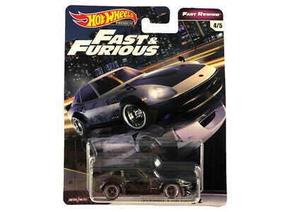 "Nissan Fairlady 240Z Fast & Furious Rewind ""E"" Case 1:64 - Hot Wheels GBW75E*"