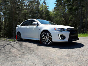 2016 Lancer GTS........price reduced for quick sale!!!