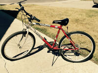 Carrera Cascade Mountain Bike - Used