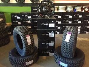 "Jeep Wrangler 35"" Off Road Rim & Tire Package!!!!!"