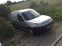 Citroen berlingo van silver needs EGR valve 2005