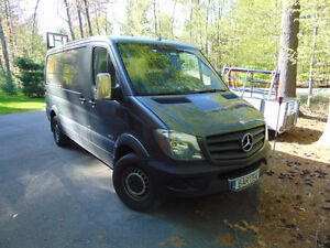 2014 Mercedes-Benz Other Sprinter 2500 Minivan, Van