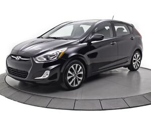 2017 Hyundai Accent SE * TOIT OUVRANT ** BLUETOOTH ** SIEGES CHA