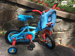 toddler bike - Thomas train