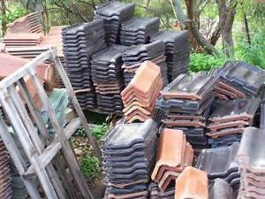 ROOF Tiles - Used - $1 each or best offer. Huntfield Heights Morphett Vale Area Preview