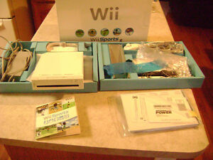Wii Consol, Wii Sport like New