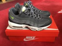 1b7d30690c6 Authentic Nike air max 95 size Uk 7 mint condition RRP £100+