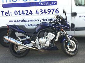 Yamaha FZS1000 / Fazer 1000 / Scorpion Race Silencer / Nationwide Delivery