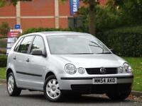 Volkswagen Polo 1.4 2005 Twist..1 LADY OWNER + 13 VW SERVICE STAMPS + WARRANTY