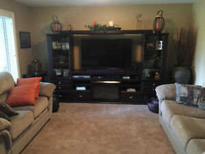Reduced !!! Beautiful Entertainment Center