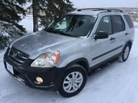 2006 Honda CR-V SE 2.4 VTEC Low Kms Finance OAC