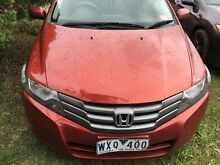 2009 Honda City Automatic Sedan Narre Warren Casey Area Preview