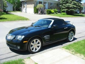 Chrysler Crossfire  convertible 2005