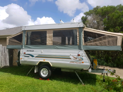 Jayco Hawk Outback Caboolture Caboolture Area Preview
