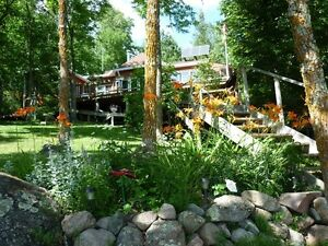 Cottage for sale on Ontario's beautiful Lake of the Woods