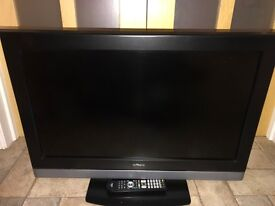 """Hitachi 32"""" LCD TV (Second Hand, Good Condition)"""