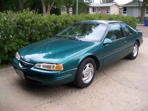 1997 Ford Thunderbird LX Coupe (2 door)