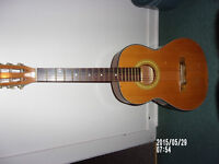 Decca 6 string guitar, early 70's