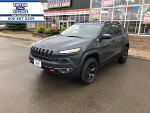 2018 Jeep Cherokee Trailhawk 4x4