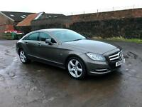 2011 Mercedes-Benz CLS 3.0 CLS350d CDI BlueEFFICIENCY 7G-Tronic Plus 4dr
