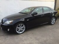 2007 Lexus is220d sport, low miles, fsh