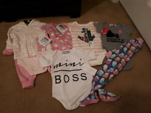 Bnwt baby clothes lot