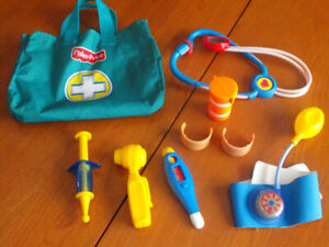 Trousse médicale Fisher Price
