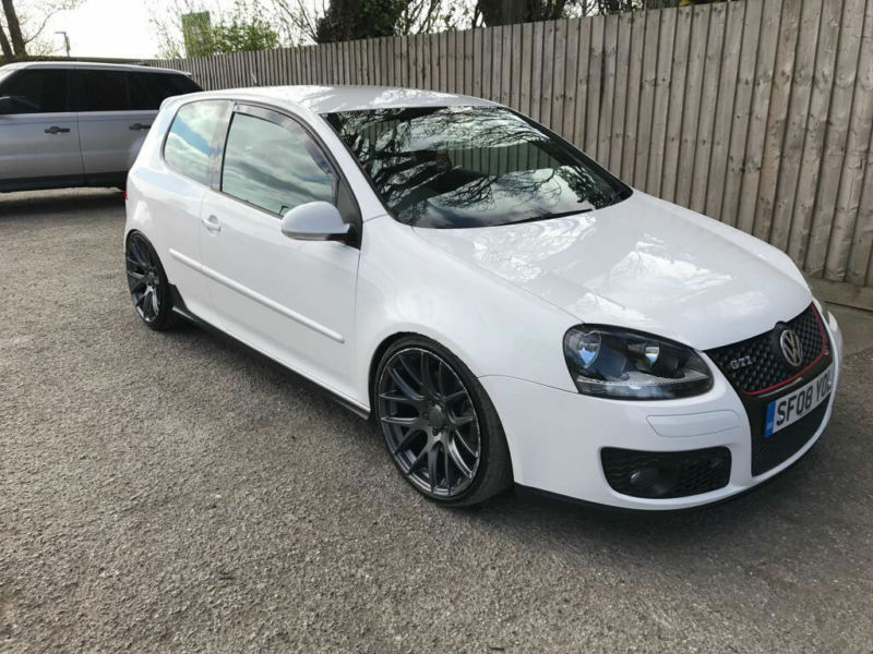 2008 volkswagen golf 2 0t fsi gti 3 dr 6 spd manual 45 6. Black Bedroom Furniture Sets. Home Design Ideas