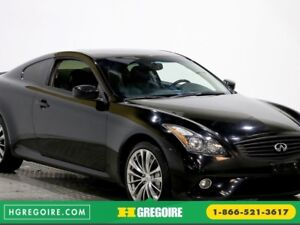 2013 Infiniti G37 COUPE X SPORT AUTO A/C CUIR TOIT MAGS