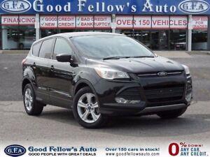 2014 Ford Escape SE MODEL, FWD, 2.0 LITER ECOBOOST, REARVIEW CAM